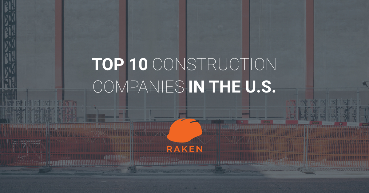 top 10 construction companies in usa