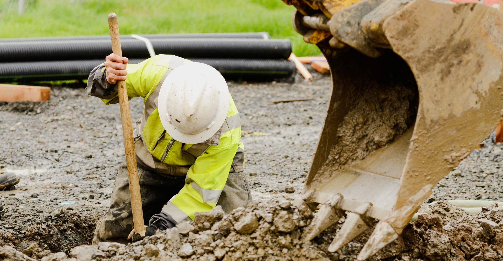 excavating contractor software