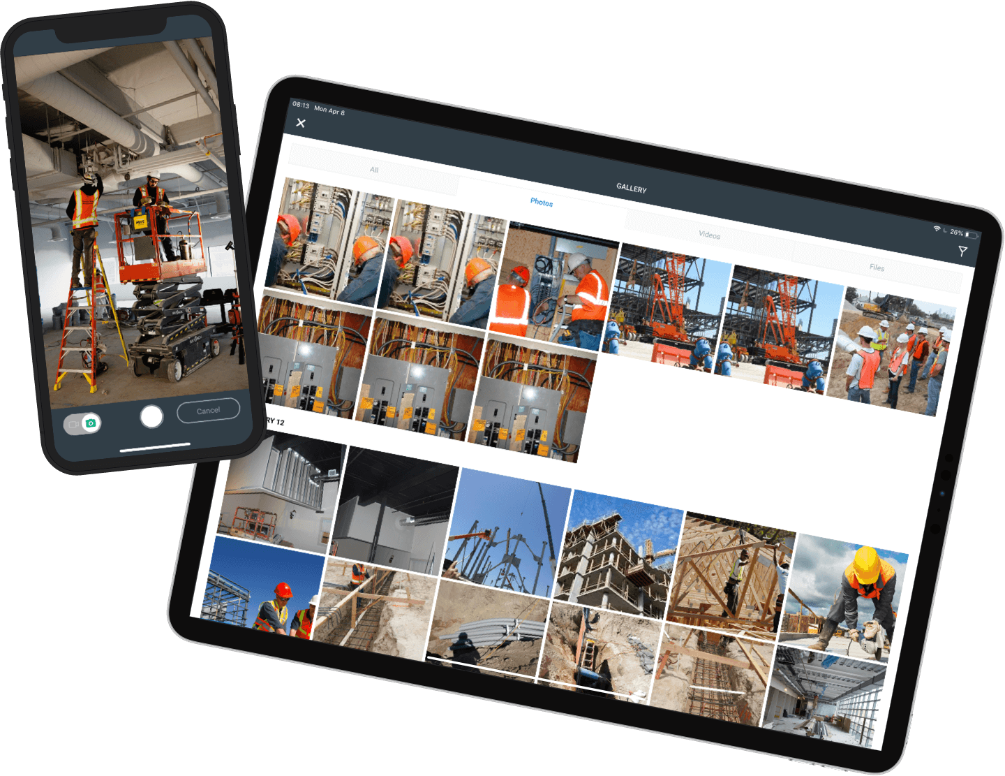 photo app for construction management
