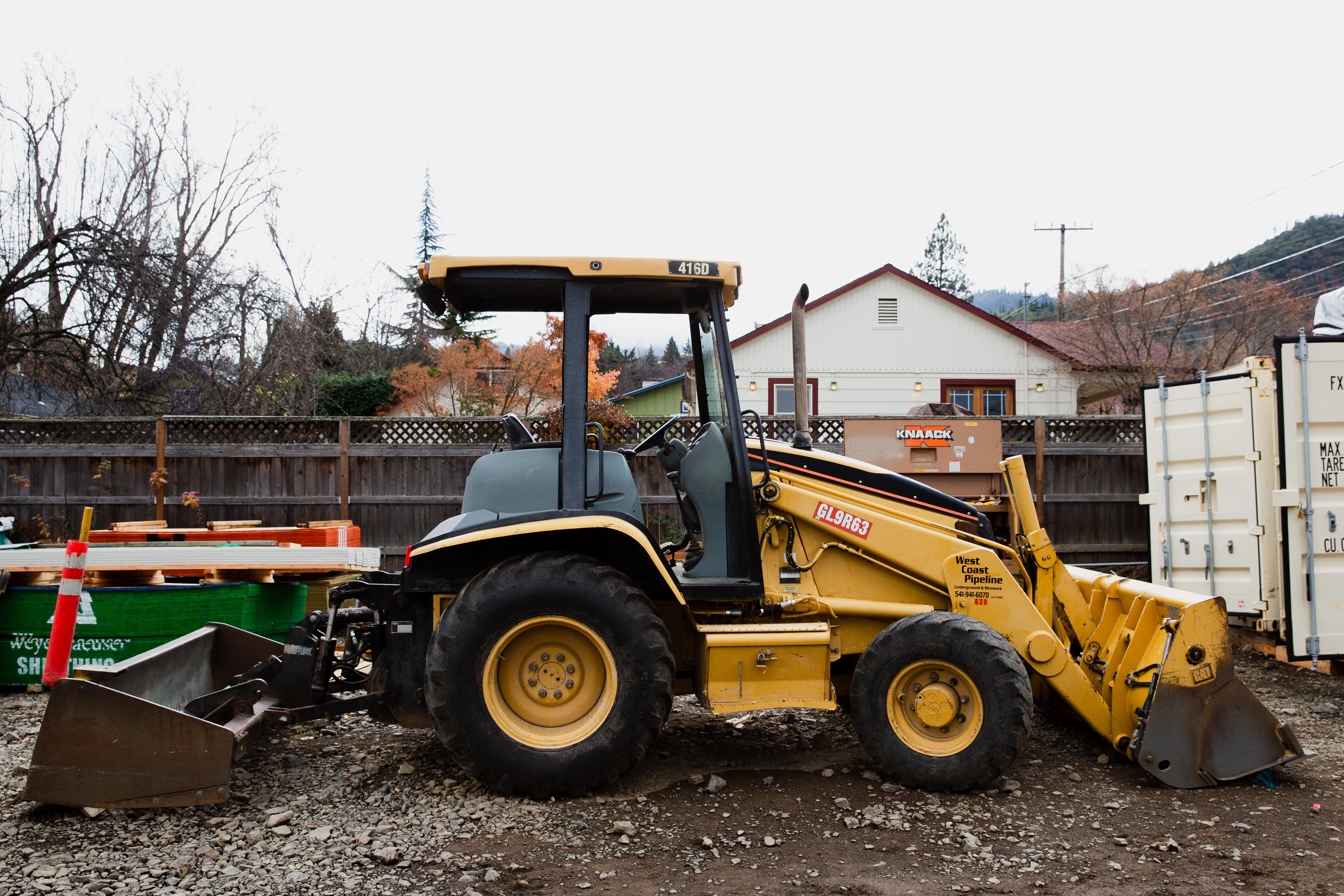 front end loader safety toolbox talk