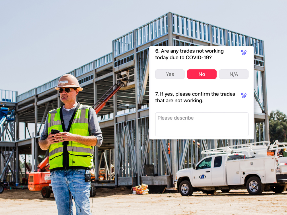 improve construction checklists and safety