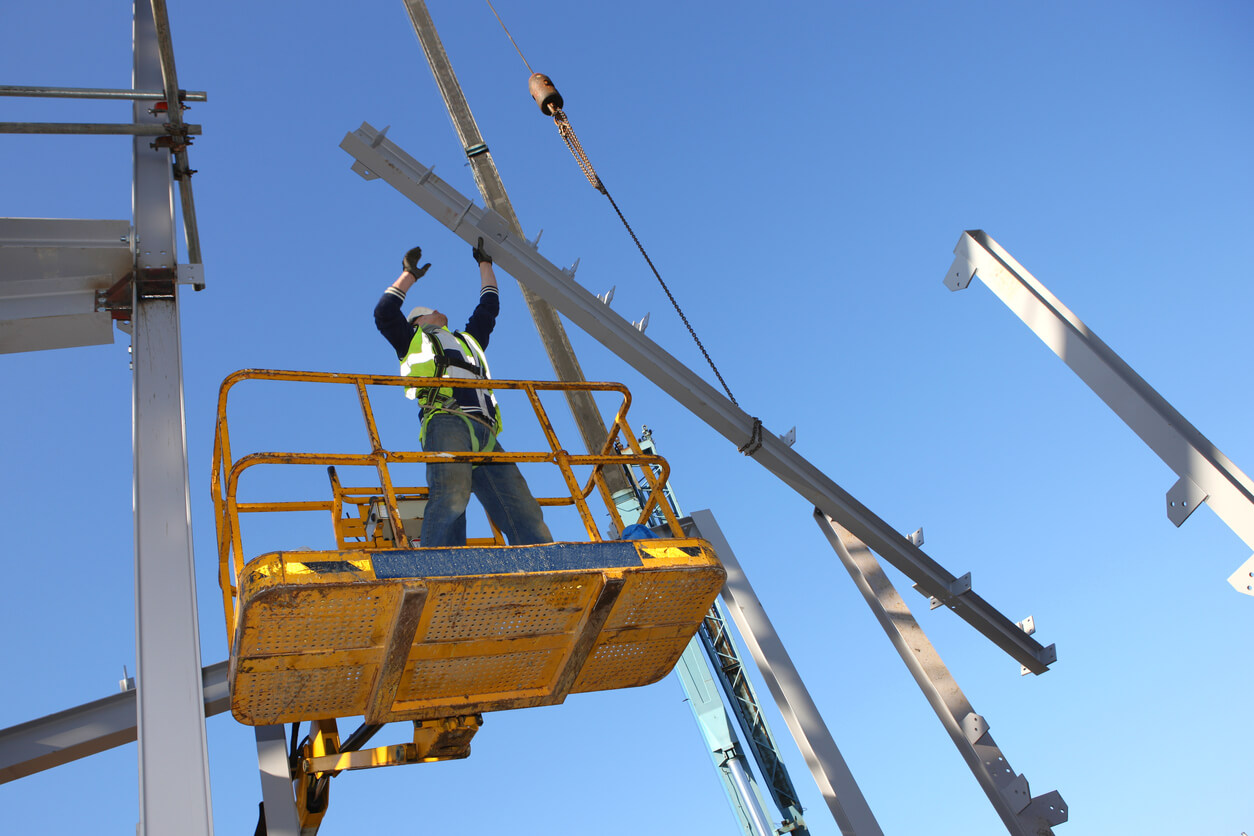 lifting and rigging in construction