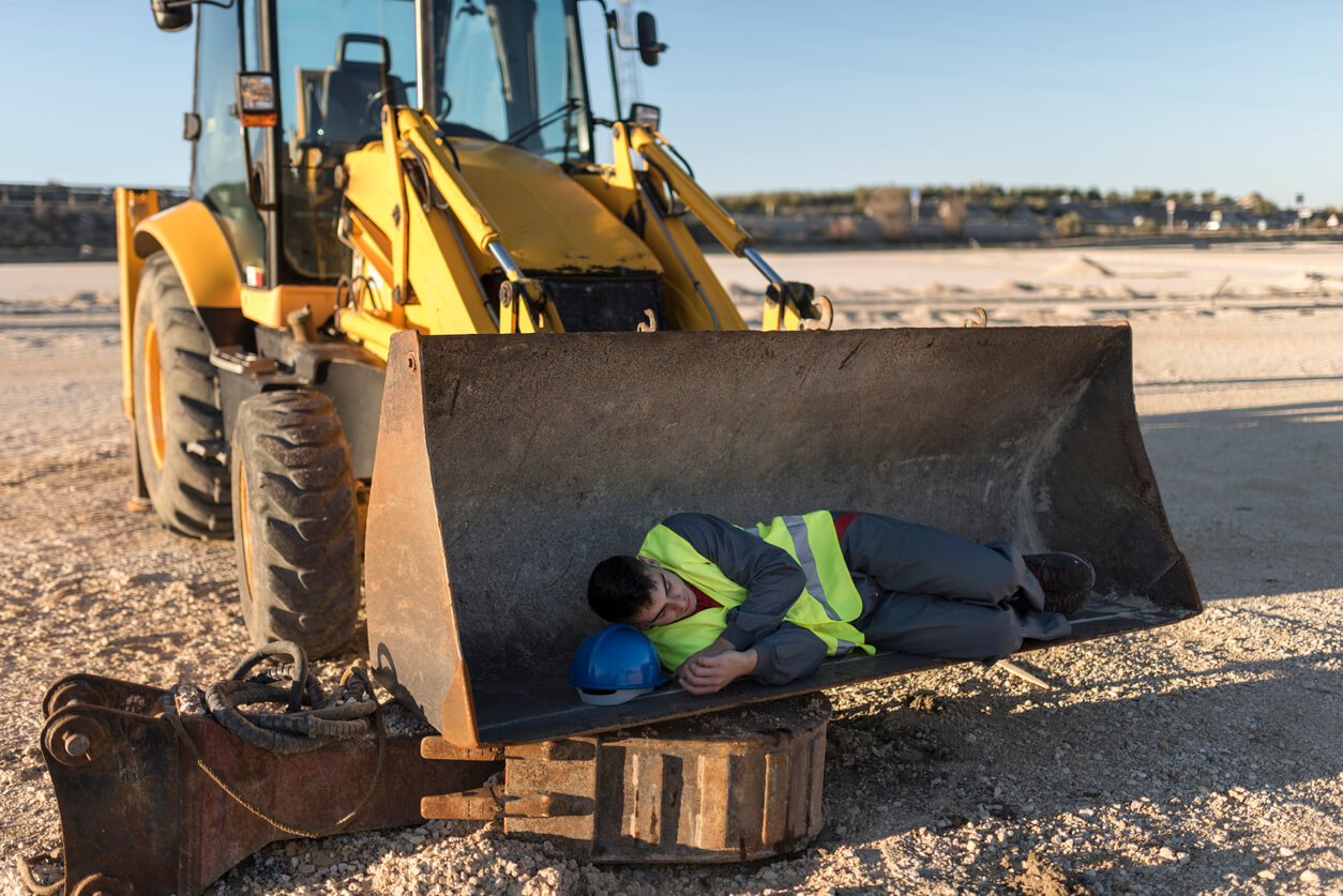 sleep safety in construction