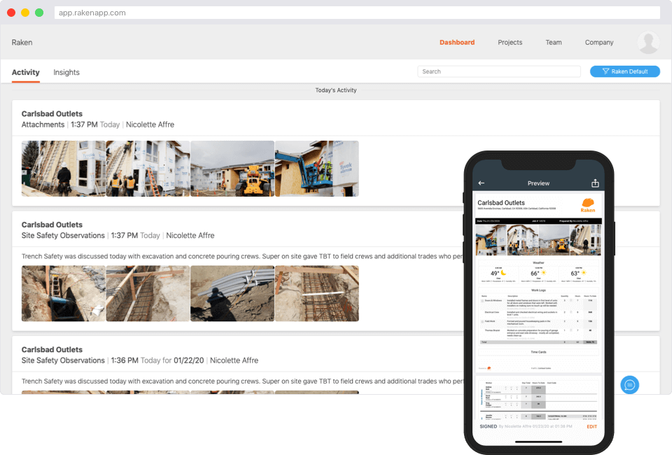 project management software for specialty contractors