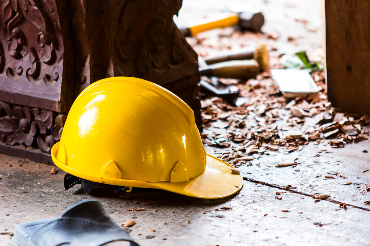 incident reports in construction