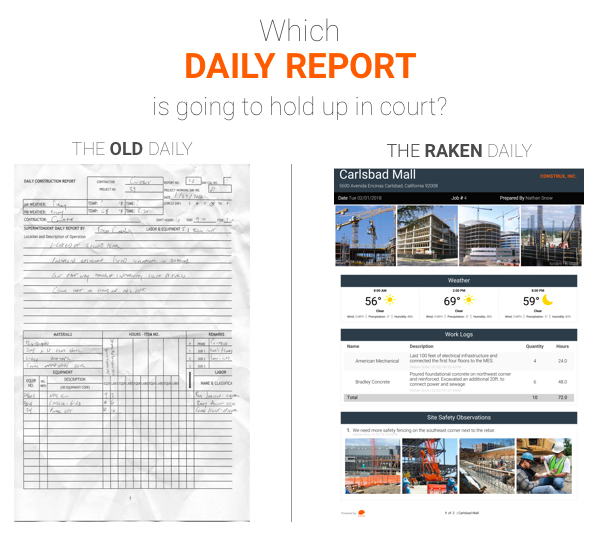 daily report litigation blog