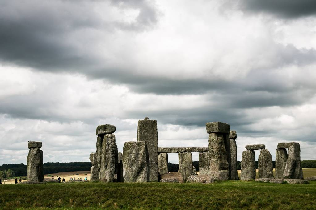 stonehenge construction