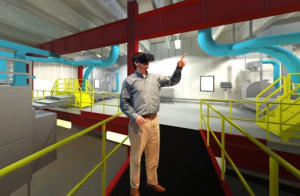 virtual reality construction technology