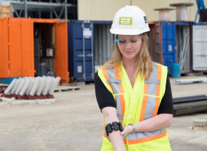 wearables in construction
